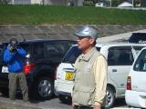 釣りインストラクターの佐々木さんです。