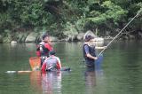 友釣り教室…釣れんの?