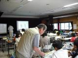 佐々木晃二郎講師です。